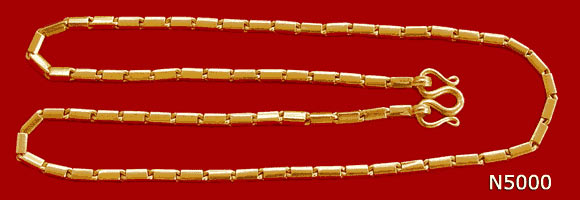 thai baht gold chain N5000